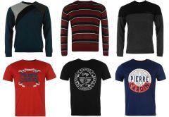 Pierre Cardin férfi pulóver és póló mix!