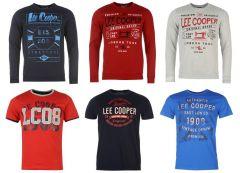 Lee Cooper férfi pulóver, és póló mix!