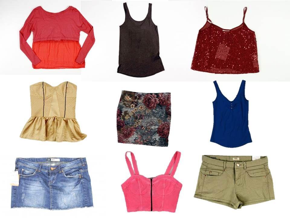 782aad5444 Bershka női ruha mix! - www.markasruhanagyker.com