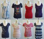 Only,   Vero Moda,   Object   női  nyári   póló,   top  és   blúz    mix    1 400 Ft   (kb 4,4 Euro) / darab áron kaphatók!