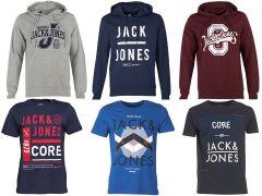 Jack & Jones férfi pulóver, és póló mix 2 700 Ft (kb 8,6 Euro) / darab áron kaphatók!