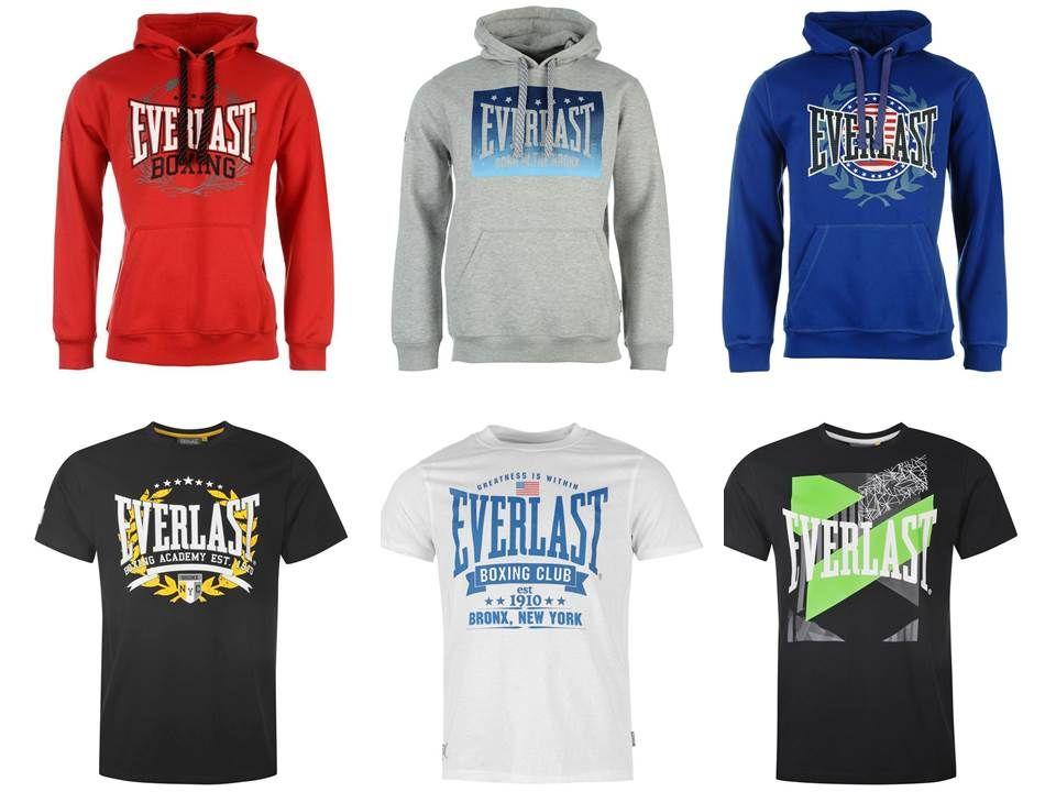 23f923071f Everlast férfi pulóver és póló mix 2 400 Ft (kb 7,55 Euro) / darab áron  kaphatók!