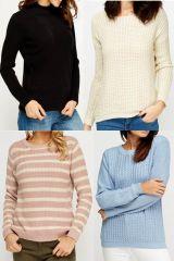 Női pulóver mix 1 700 Ft