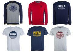 PUFFA pulóver és póló mix 2 200 Ft